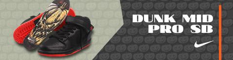 Tênis Nike Dunk Mid Pro SB