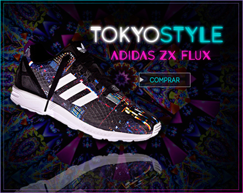 Tênis adidas ZX Flux Feminino