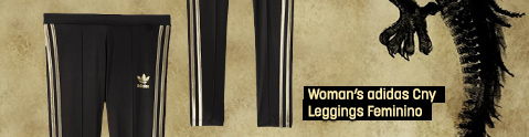 Cny Leggings Feminino