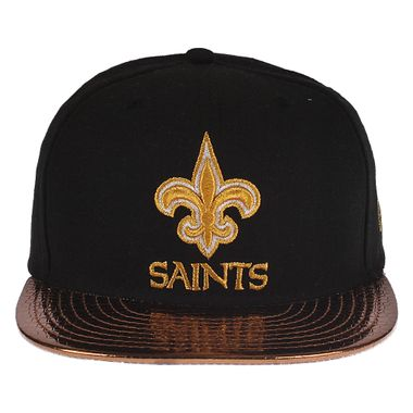 Bone-New-Era-59Fifty-Mettallic-Slither-New-Orleans-Saints-Masculino-