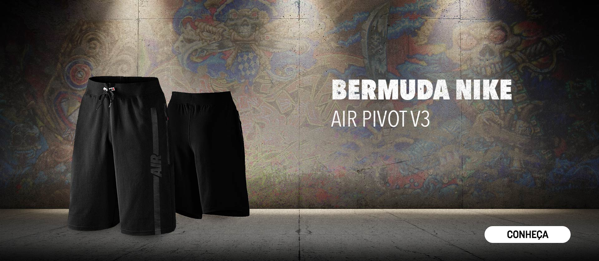 Bermuda Nike Air Pivot V3