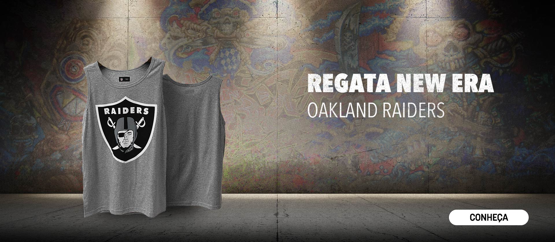Regata New Era Oakland Raiders