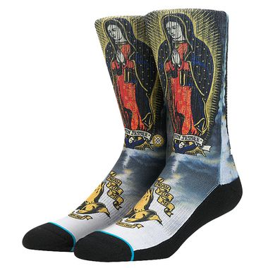 Meia-Stance-Pray-For-Me-Redux-Masculino