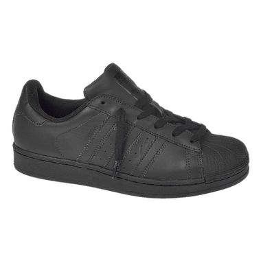 adidas superstar preto brilhante