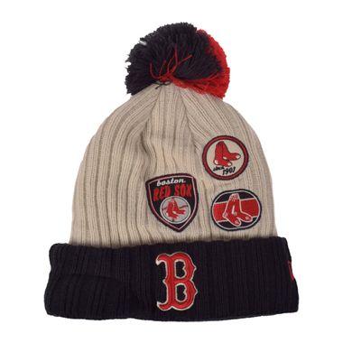 Gorro-New-Era-Pom-Vintage-Knitter-Boston-Red-Sox