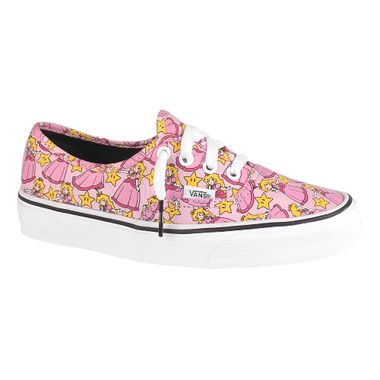 Tenis-Vans-Authentic-Nintendo-Princess-Peach-Feminino
