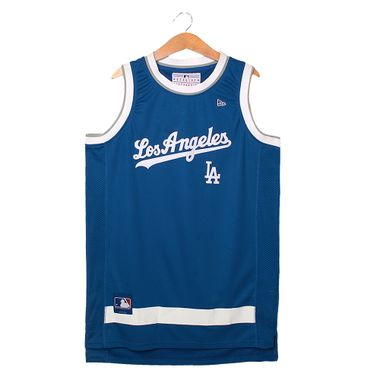 Regata-New-Era-Basketball-Stripes-Los-Angeles-Dodgers-Masculino