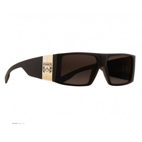 Oculos-Evoke-Bomber-Black-Wood-Matte-Gold-Brown-Total