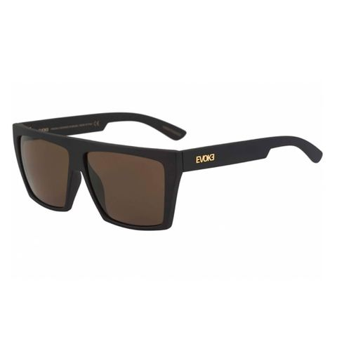 Oculos-Evoke-EVK-15-New-Black-Matte-Gold-Brown-Total