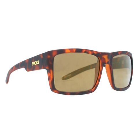 Oculos-Evoke-The-Code-II-Turtle-Matte-Gold-Mirror