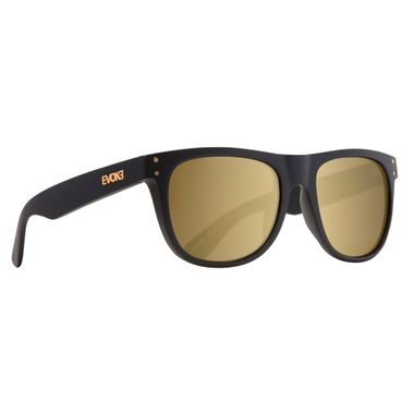 Oculos-Evoke-On-The-Rocks-Black-Matte-Gold-Mirror