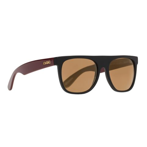 Oculos-Evoke-Haze-A09S-Black-Wine-Gold-Flash-Mirror