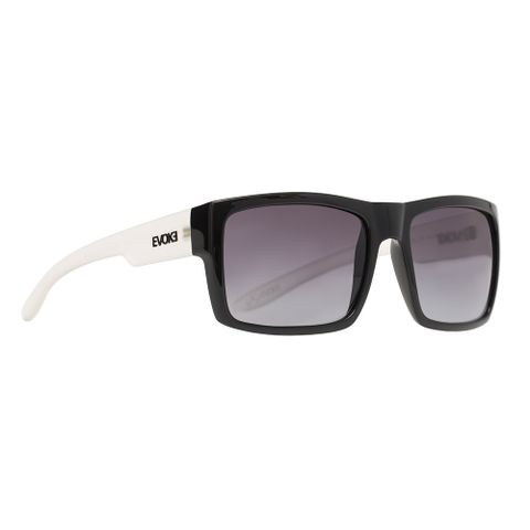 Oculos-Evoke-The-Code-II-Black-Shine-Transparent-Grey-Gradiente