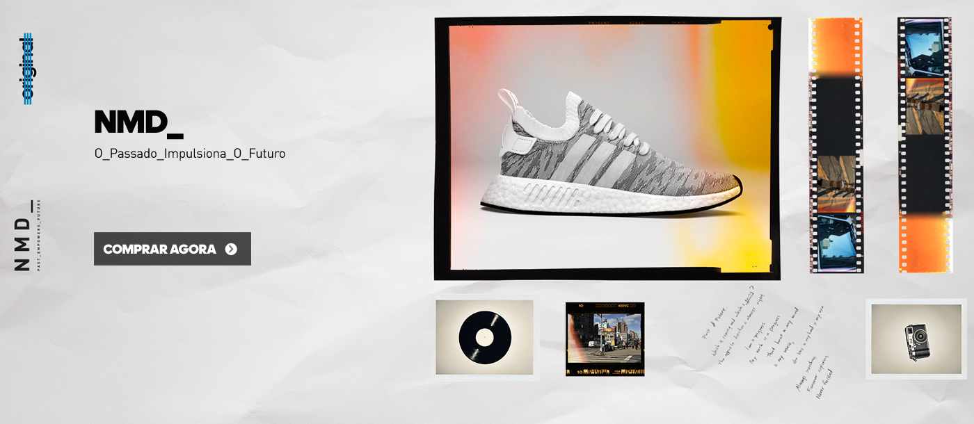 Banner TV 2 - adidas NMD