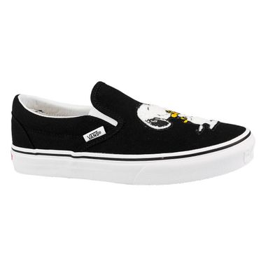 Tenis-Vans-X-Peanuts-Slip-On-Best-Friend-Feminino-Preto