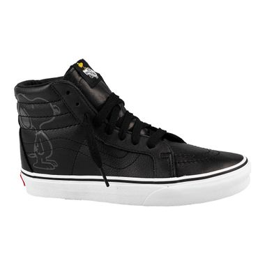 Tenis-Vans-X-Peanuts-SK8-HI-Reissue-Snoopy-Feminino-Preto