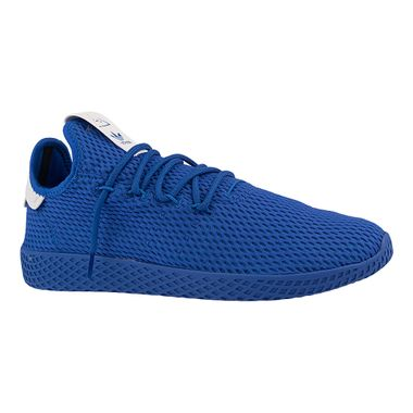 Tenis-adidas-Pharrel-Williams-Tennis-Hu-Masculino-Azul