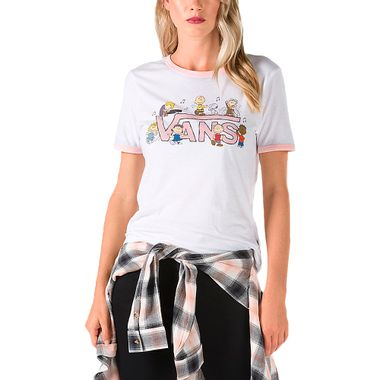 Camiseta-Vans-X-Peanuts-Dance-Party-Ringer-Feminina-Branca