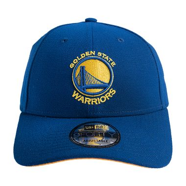 Bone-New-Era-9Forty-SN-Primary-Golden-State-Warriors-Masculino-Azul