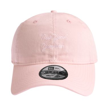 Bone-New-Era-9Forty-ST-New-York-Yankees-Masculino-Rosa