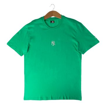 Camiseta-New-Era-Candy-Color-New-York-Yankees-Masculina-Verde