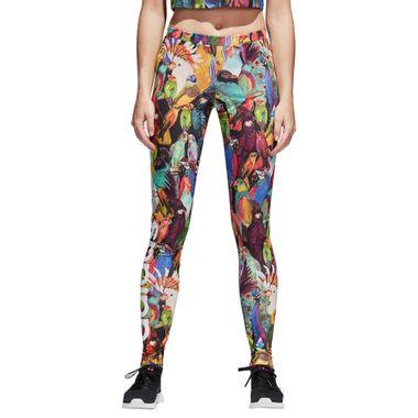 Calca-Legging-adidas-Passaredo-Feminina-Multicolor