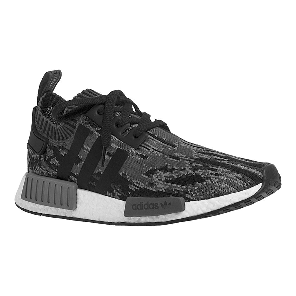 t nis adidas nmd r1 primeknit masculino t nis na. Black Bedroom Furniture Sets. Home Design Ideas