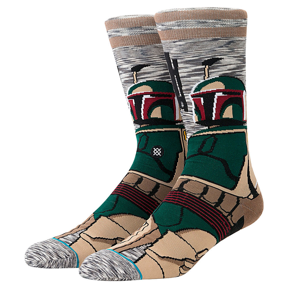 Meia-Stance-Bounty-Hunter-Masculina-Multicolor