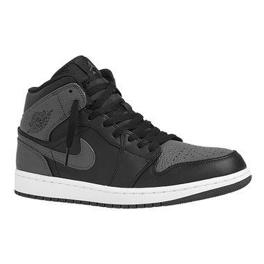 Tenis-Nike-Air-Jordan-1-Mid-Masculino-Preto