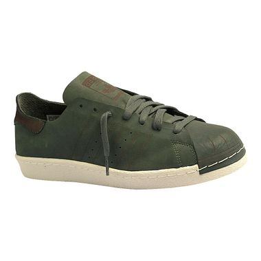 Tenis-adidas-Superstar-80S-Decon-Masculino-Verde