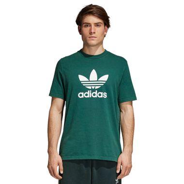 Camiseta-adidas-Trefoil-Masculina-Verde