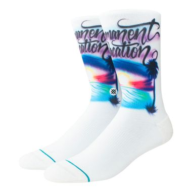 Meia-Stance-Airbrush-Vacation-Masculina-Azul