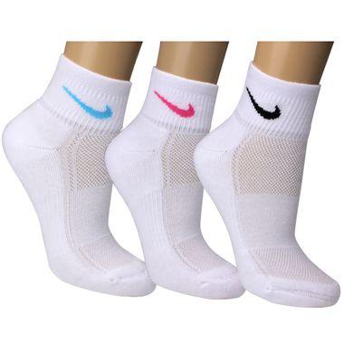 Meia-Nike-Tripack-Swoosh-Cano-Medio-W