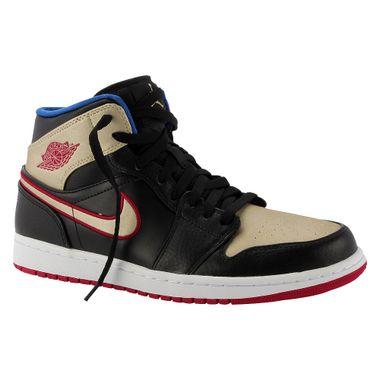 Tenis-Nike-Air-Jordan-1-Mid-Cano-Alto-Masculino