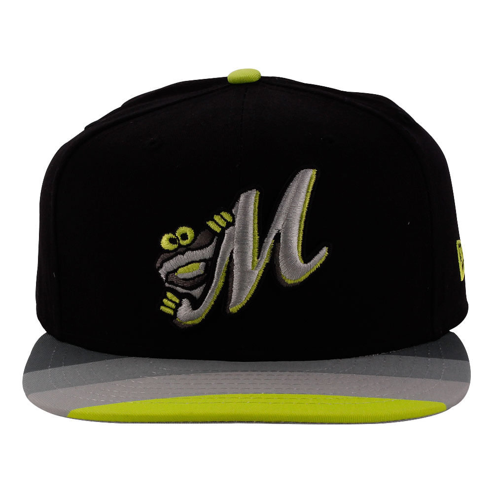 Bone-New-Era-950-Stripe-Hook-Montgomery-Biscuits-Masculino