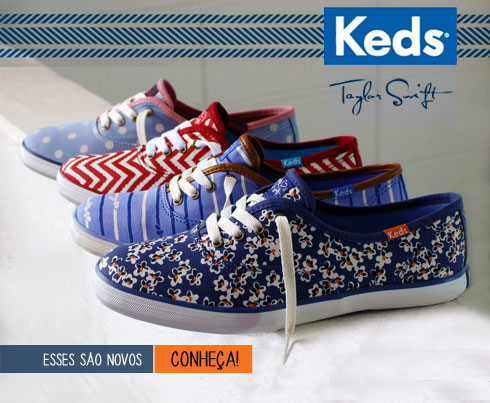 Tenis Keds Taylor Swift