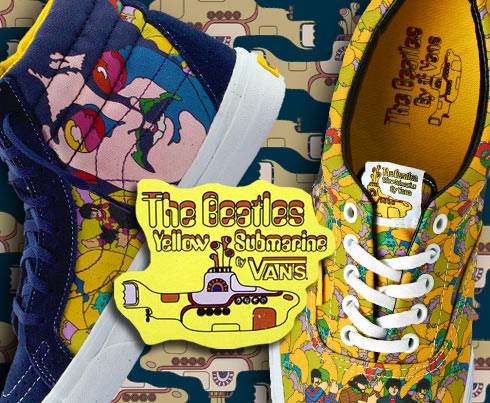 Tenis Vans Beatles