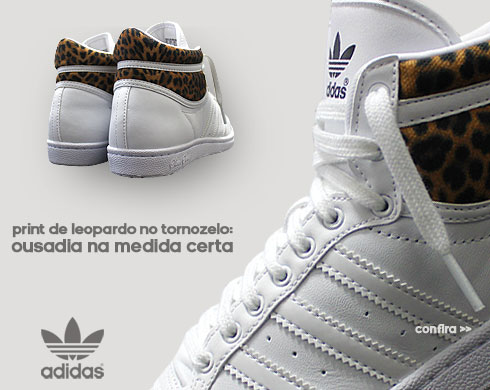 Tênis adidas Top Ten Hi Sleek Up