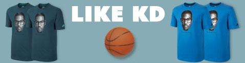 Camiseta Nike KD