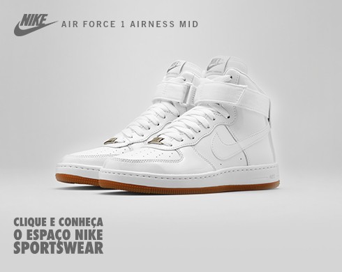 Tênis Nike Air Force 1 Airness