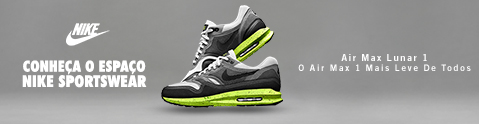 Tênis Nike Air Max Lunar 1