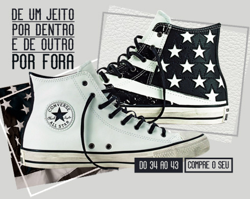 Converse CT AS American Flag
