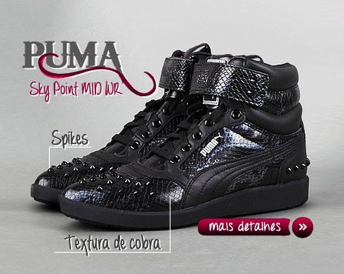 Puma Sky Point Mid WR