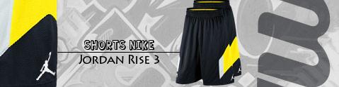 Shorts Nike Jordan Rise 3