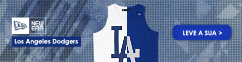 Regata New Era Los Angeles Dodgers