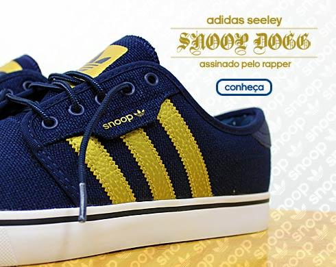 adidas Seeley Snoop Dogg