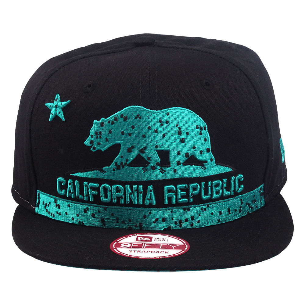 Bone-New-Era-9FIFTY-California-Republic-Masculino