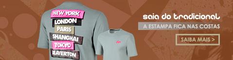Camiseta Nike Internationalist