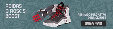 Tênis adidas D Rose 5 Boost