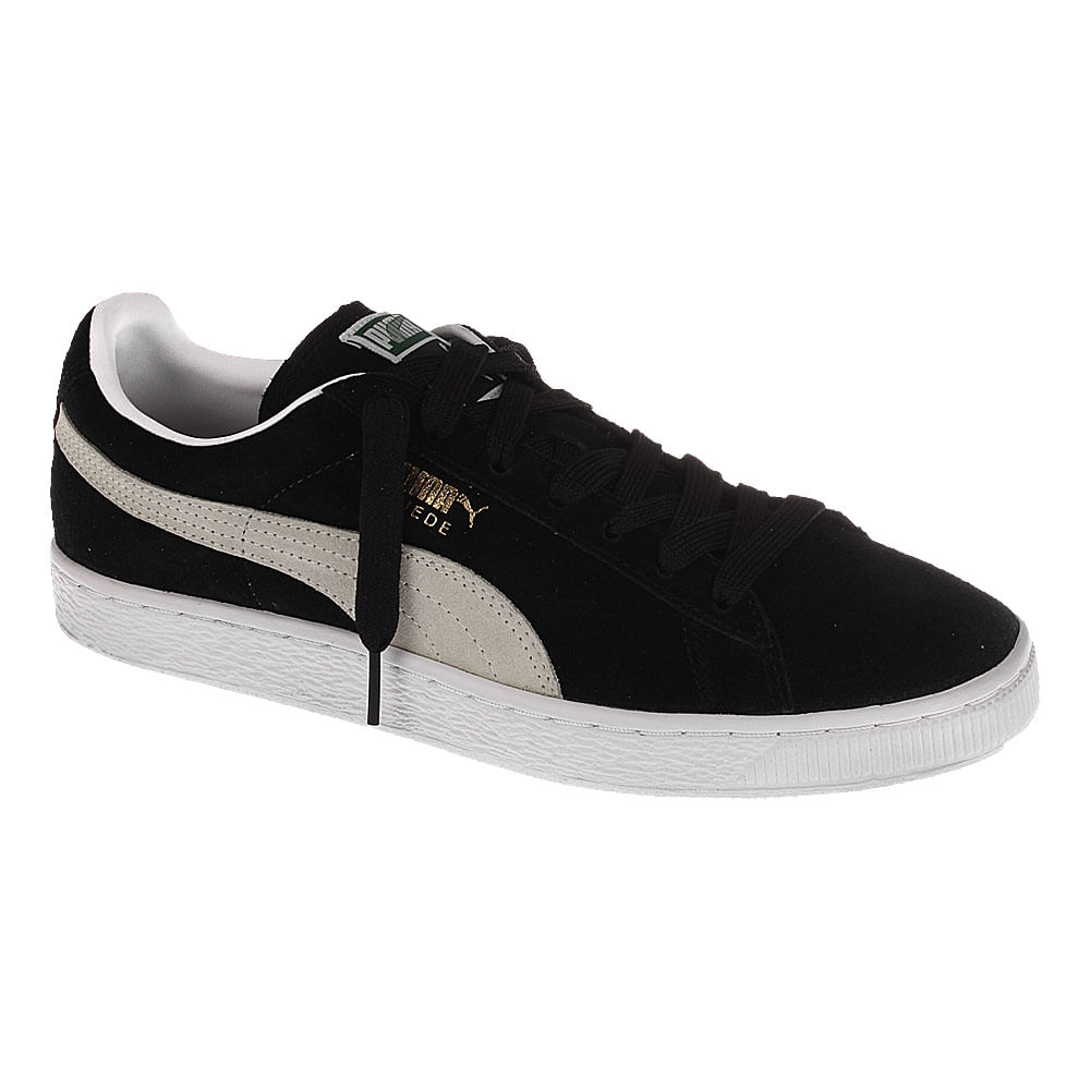 The Puma Suede Classic Sneaker is probably for every generation a concept in terms of style and comfort. The authentic old school style sneaker will give your outfits a certain boost and, of course, a good and comfortable fit.
